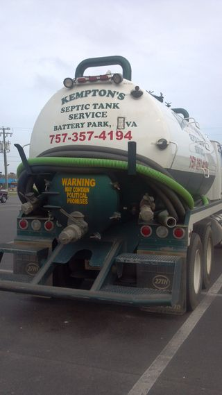 Septic-truck