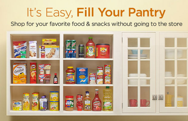 Amazon-Pantry savvy shopper
